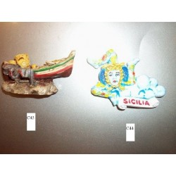 Calamita barchetta art. C43