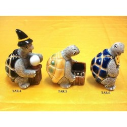 Tartaruga ceramica cm 6 art. TAR/6