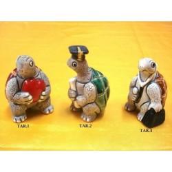 Tartaruga ceramica cm 6 art. TAR/1