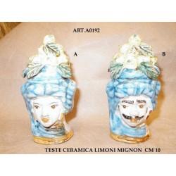 Testa donna - ART A0192/A