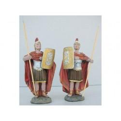 Coppia soldati romani
