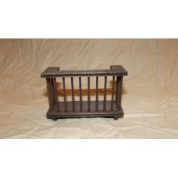 Balcone legno medio