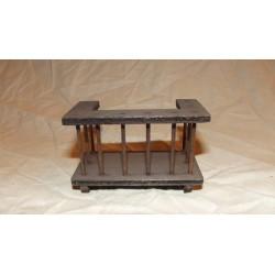 Balcone legno piccolo