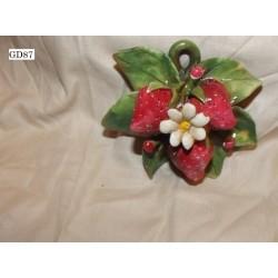 Bomboniera fragole art. GD87