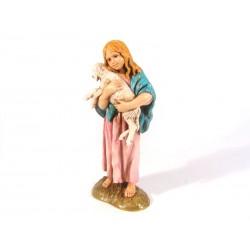 Fanciullo con agnello