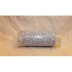 Tubo pietruzze argento