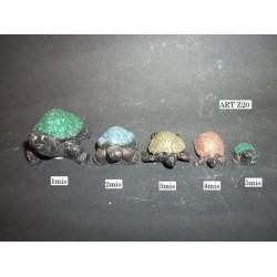 Tartarughe lava colori assortiti