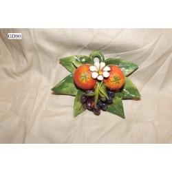 Bomboniera arance/uva art. GD90