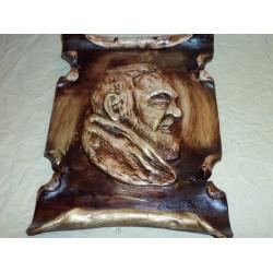 Pergamena Padre Pio art. S9