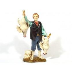 Venditore polli