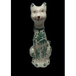 gatto con decoro 600 verde